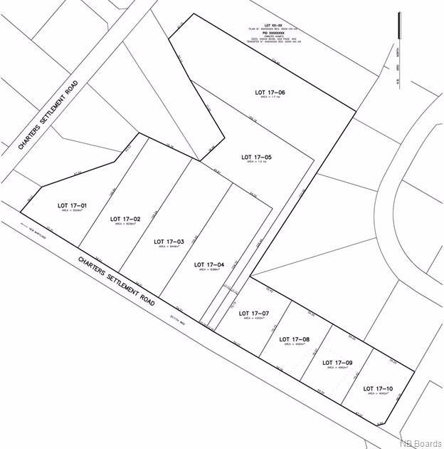 Lot 17-1 Charters Settlement Road, Charters Settlement New Brunswick, Canada