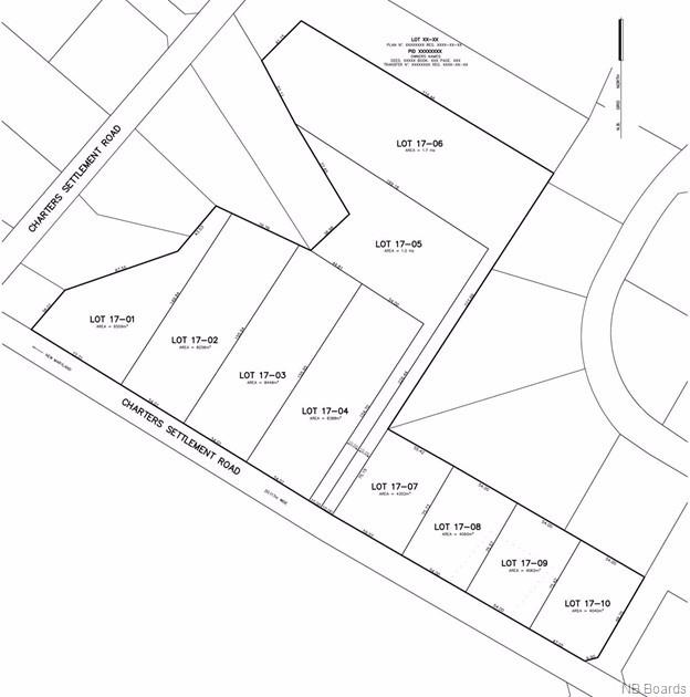 Lot 17-4 Charters Settlement Road, Charters Settlement New Brunswick, Canada