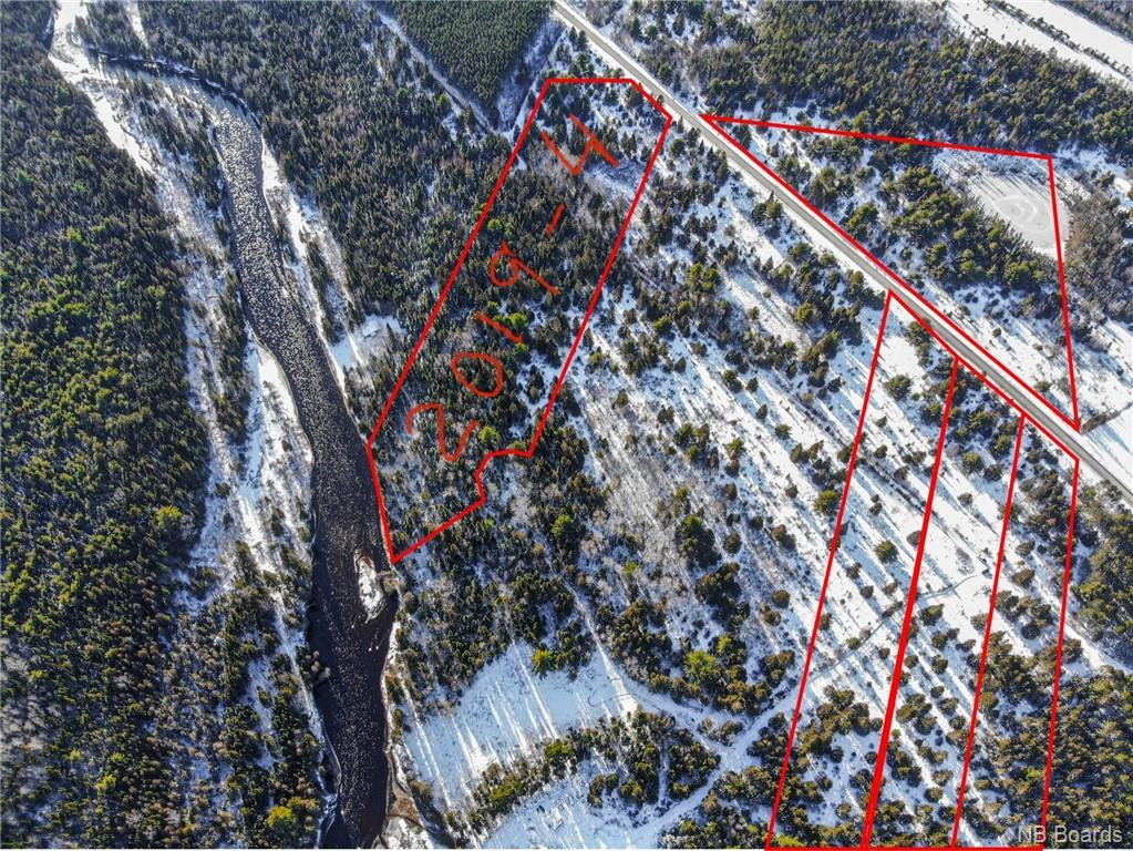 Lot 2019-4 3 Route, Brockway New Brunswick, Canada
