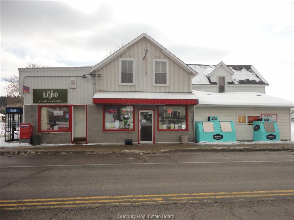 23-25 Main Street, Webbwood Ontario, Canada