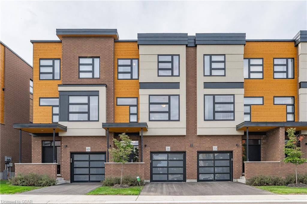 60 ARKELL Road Unit# 71, Guelph Ontario