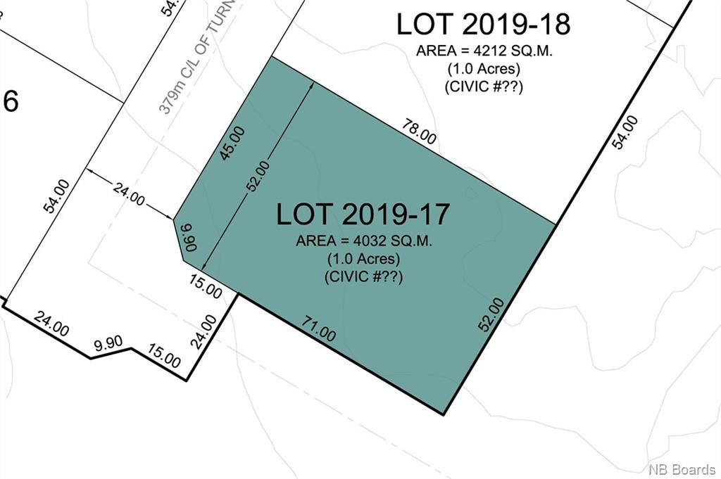 Lot 2019-17 Freedom Street, Killarney Road New Brunswick, Canada