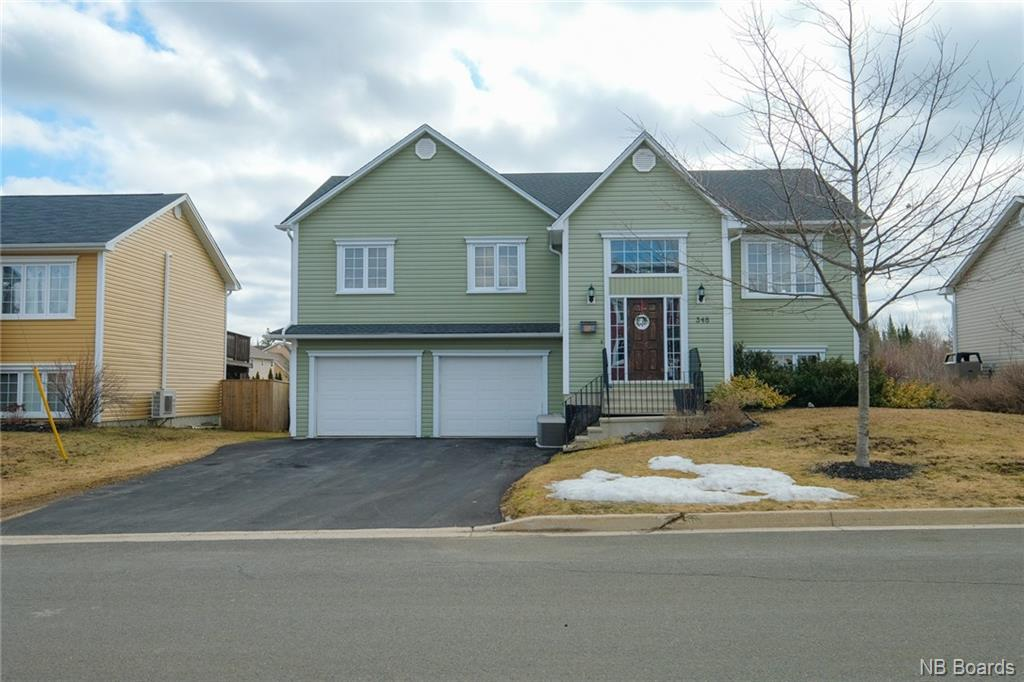 348 Goodine Street, Fredericton New Brunswick, Canada