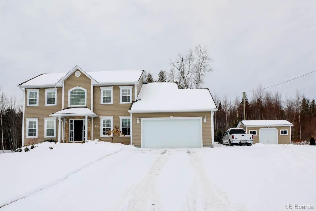 23 Starling Crescent, Hanwell New Brunswick, Canada