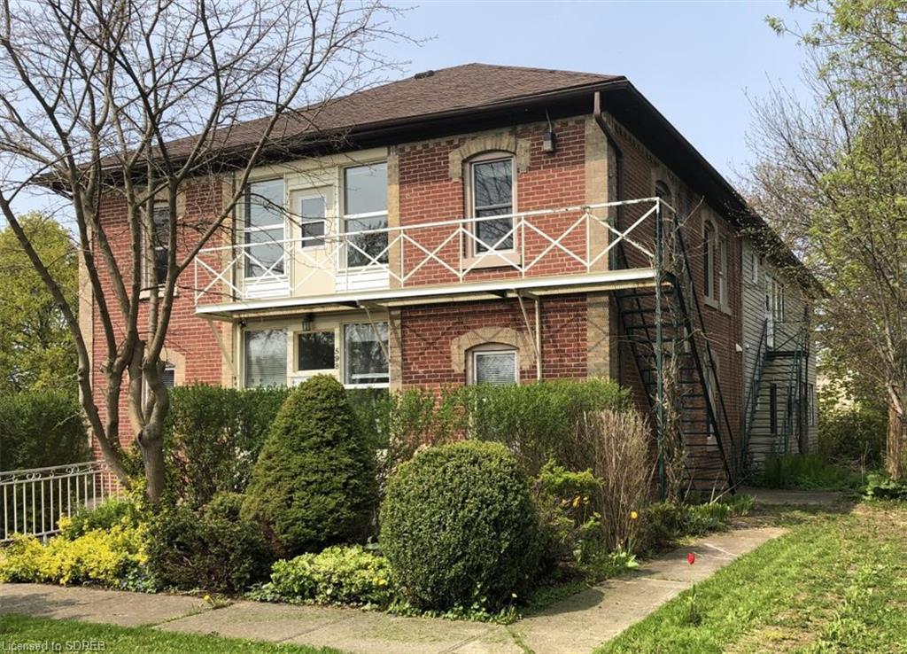 598 Gould Street Unit# 11, Wiarton Ontario, Canada