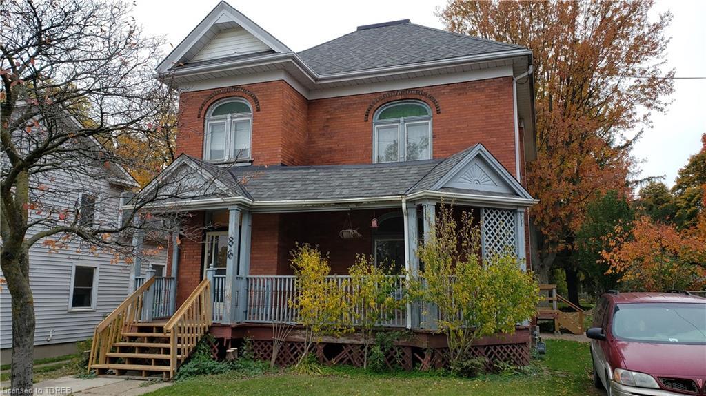 86 Main Street W, Norwich Township Ontario, Canada