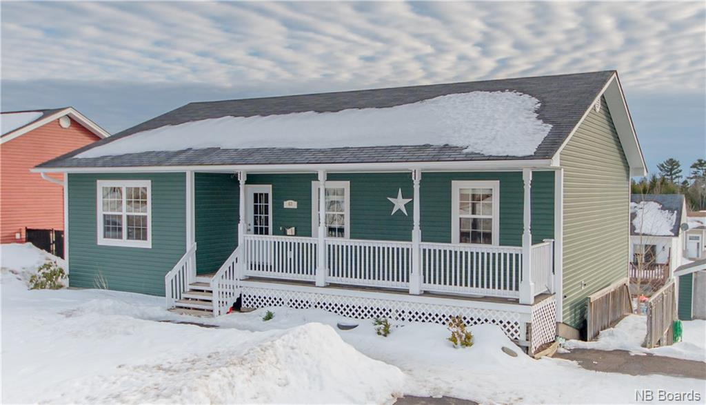 63 Watling Crescent, Oromocto New Brunswick, Canada