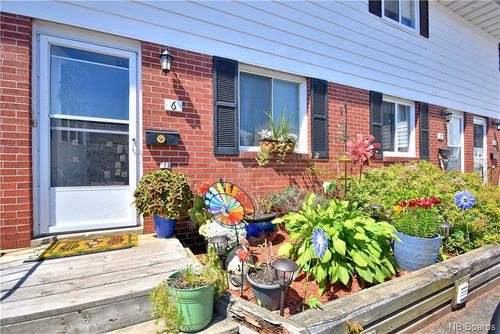 60 Colwell Drive Unit# 6, Fredericton New Brunswick, Canada