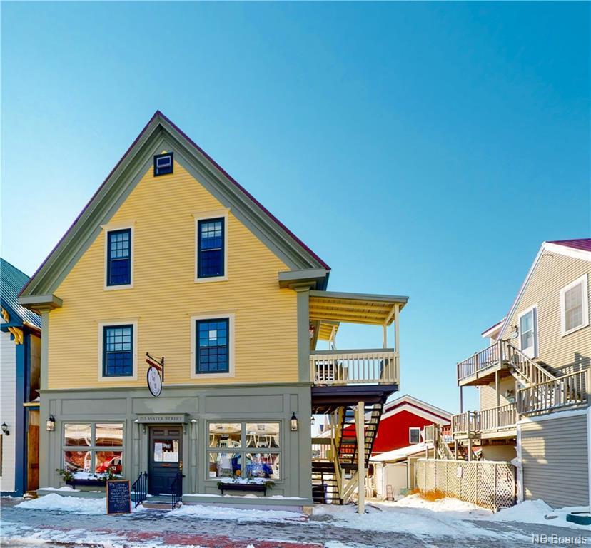 213 Water Street, St. Andrews New Brunswick, Canada