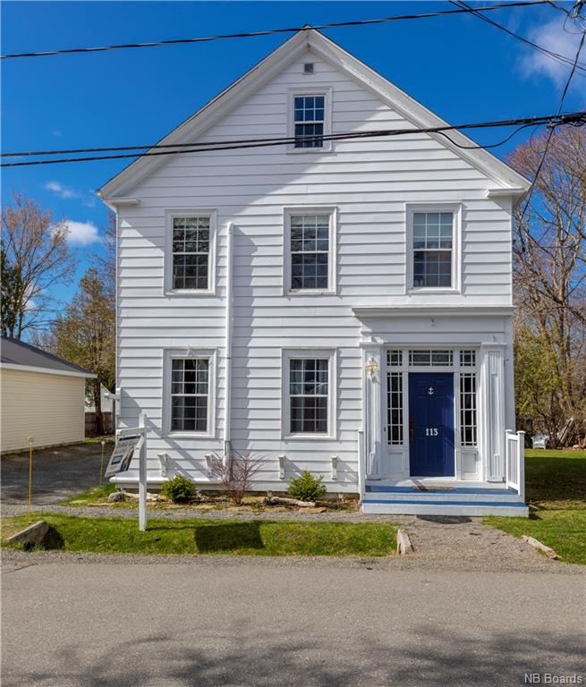 113 Queen Street, St. Andrews New Brunswick, Canada