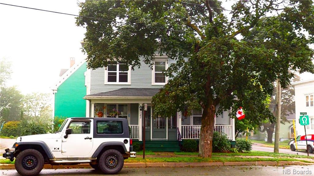 340-342 Prince Street, Saint John New Brunswick, Canada