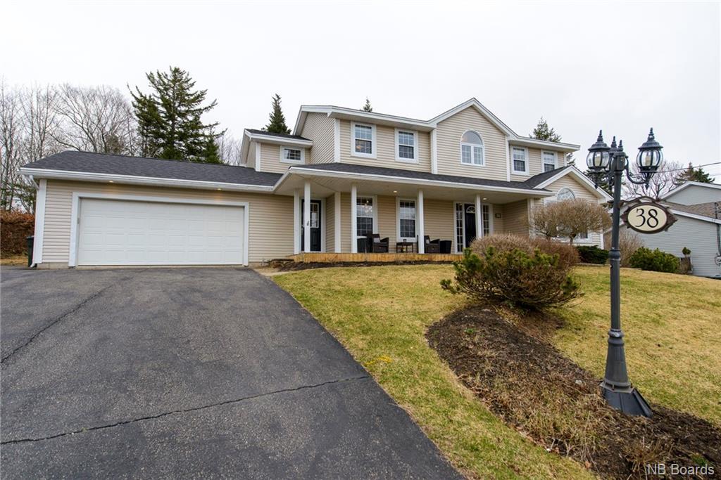 38 Colchester Drive, Quispamsis New Brunswick, Canada