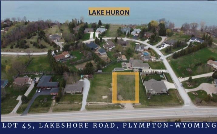 Lot 45 Lakeshore Road, Plympton-wyoming Ontario, Canada