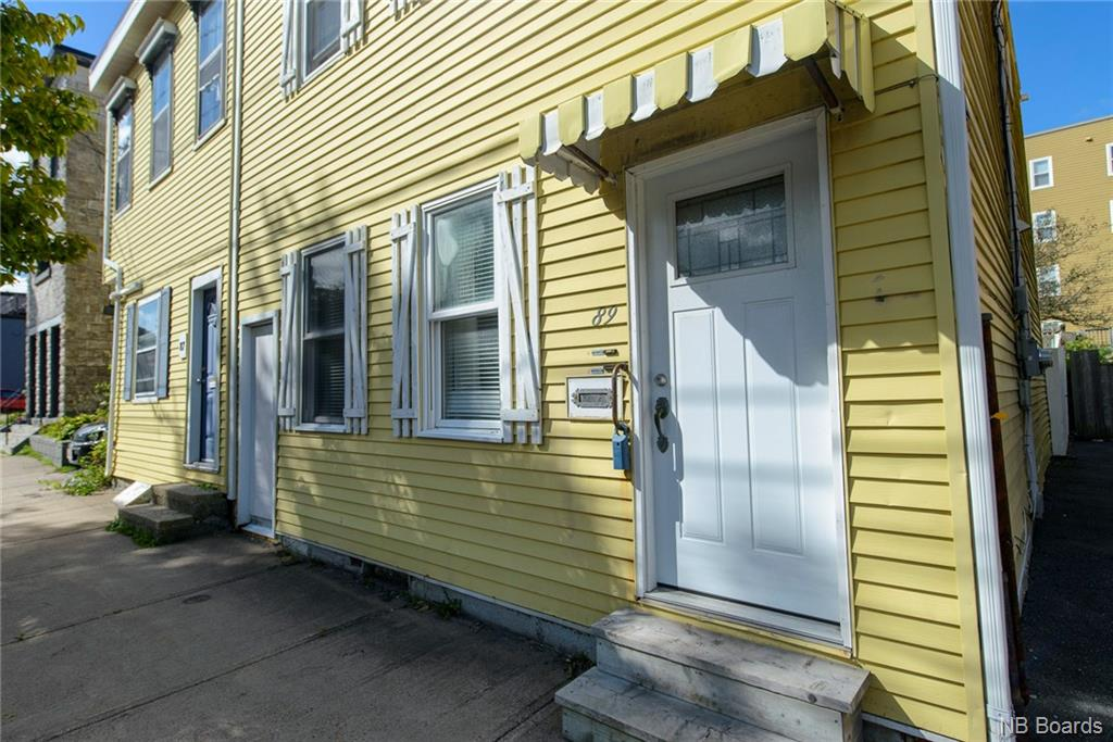 89 Duke Street, Saint John New Brunswick, Canada