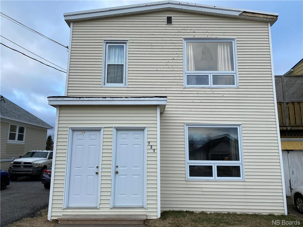 729-731 Chapel Street, Saint John New Brunswick, Canada