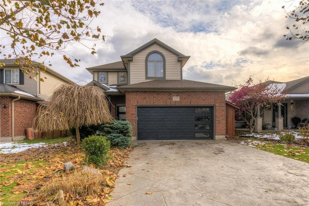 2191 Thornicroft Crescent, London Ontario, Canada