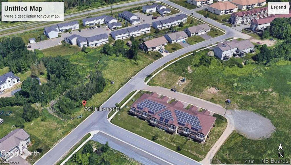761 Hillcrest Drive, Fredericton New Brunswick, Canada