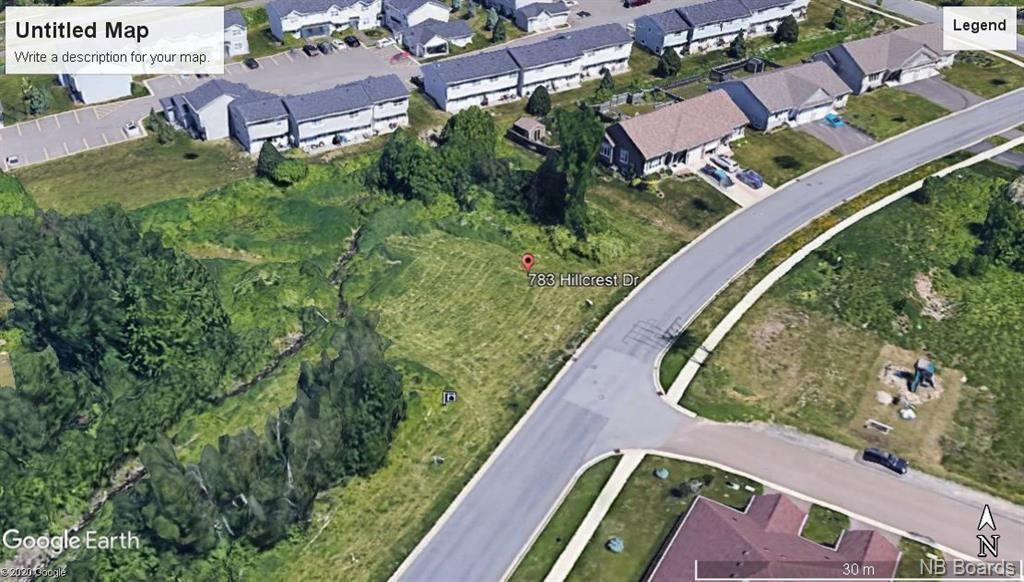 783 Hillcrest Drive, Fredericton New Brunswick, Canada