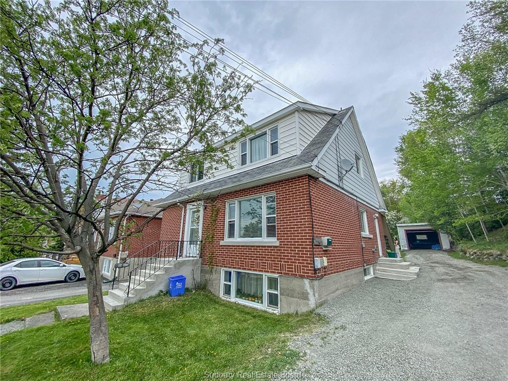580 Connaught Avenue, Sudbury Ontario, Canada