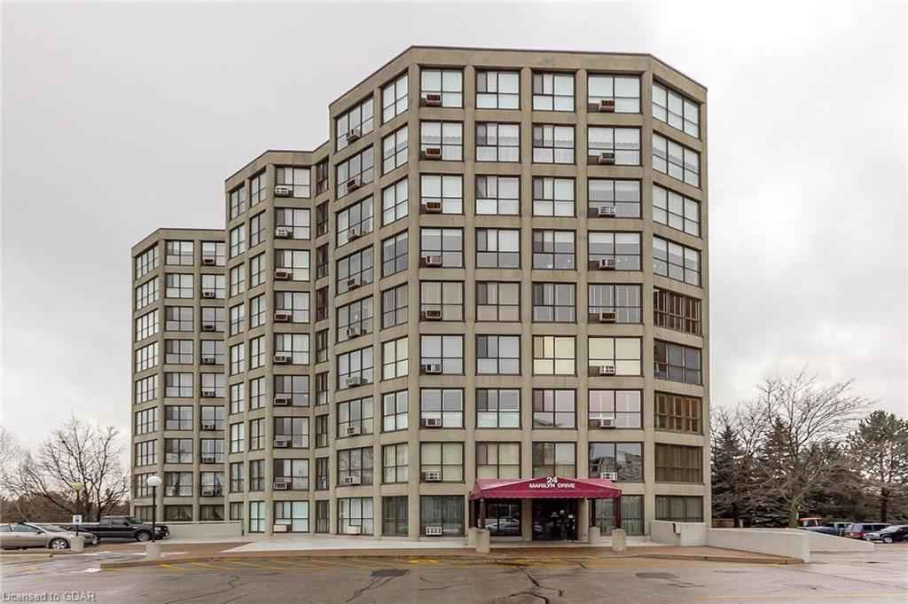 24 Marilyn Drive Unit# 304, Guelph Ontario, Canada