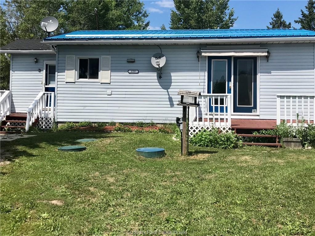839 Hwy 64, Alban Ontario, Canada