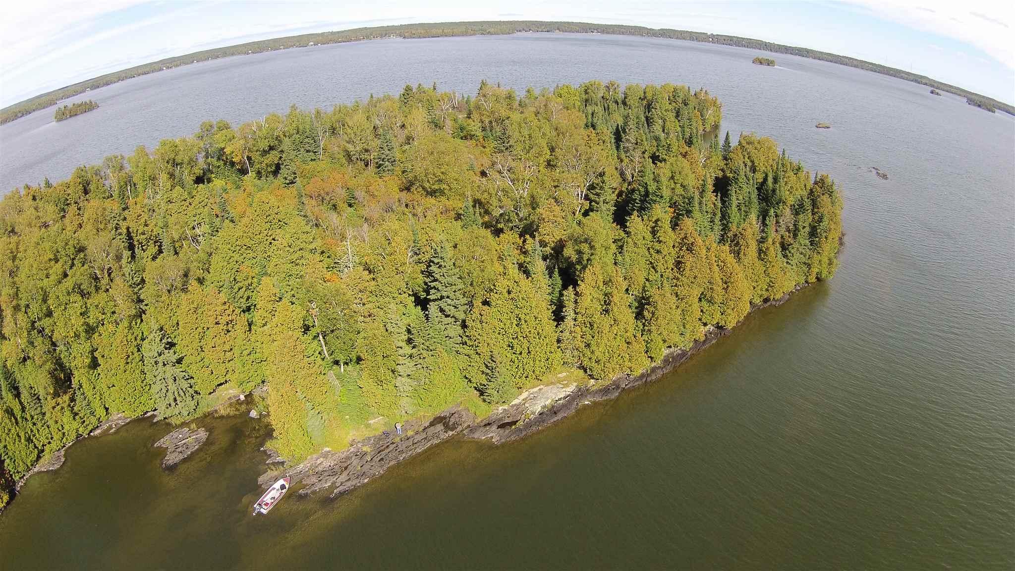 Partridge Point Eagle Lake, Machin Ontario, Canada