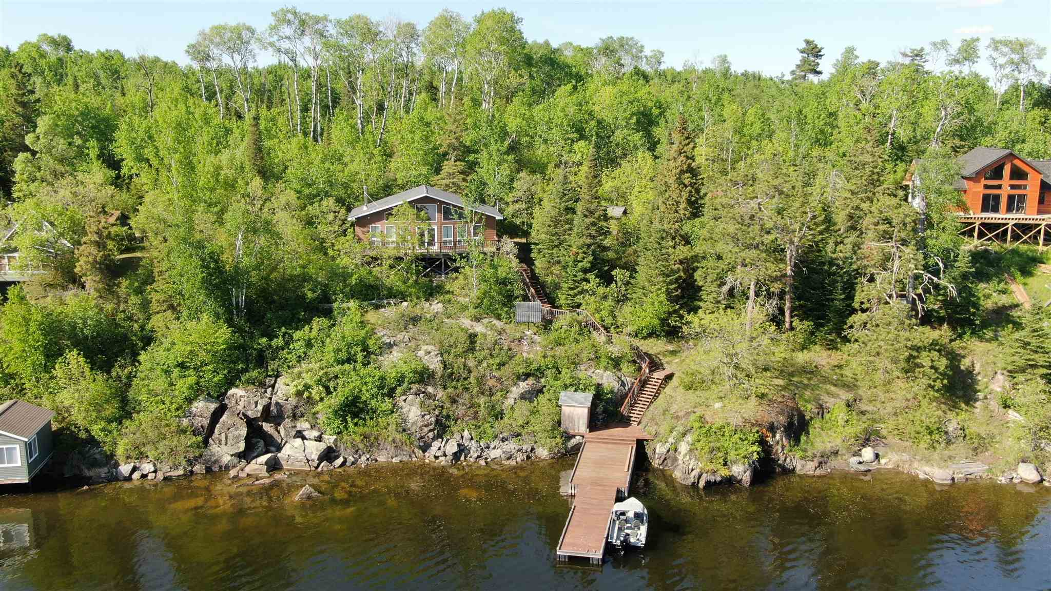 Lot 2 Pipestone Point, Lake Of The Woods, Sioux Narrows Ontario, Canada