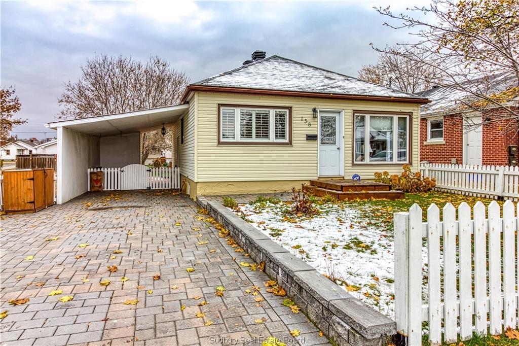 158 Gilman, Sudbury Ontario, Canada