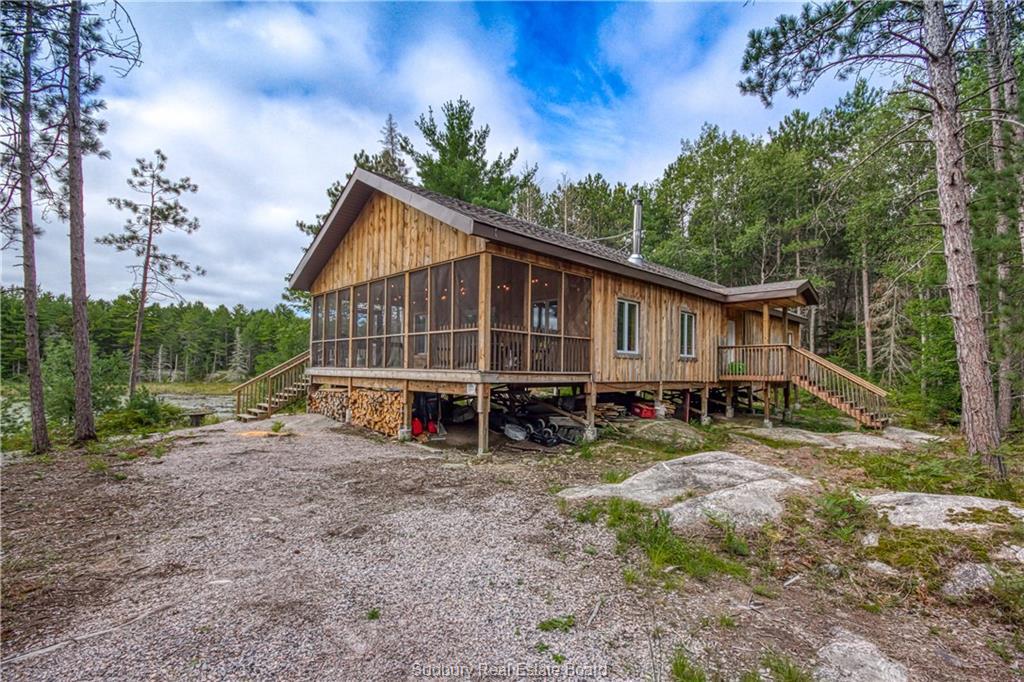 135 Perch Lake Road, Monetville Ontario, Canada