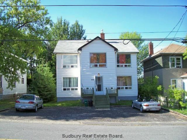 448 Arnley Street, Sudbury Ontario, Canada