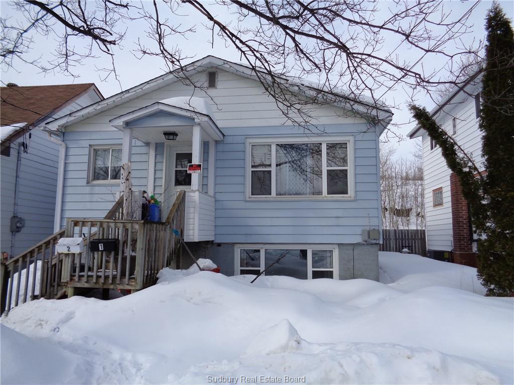 543 Tedman, Sudbury Ontario, Canada