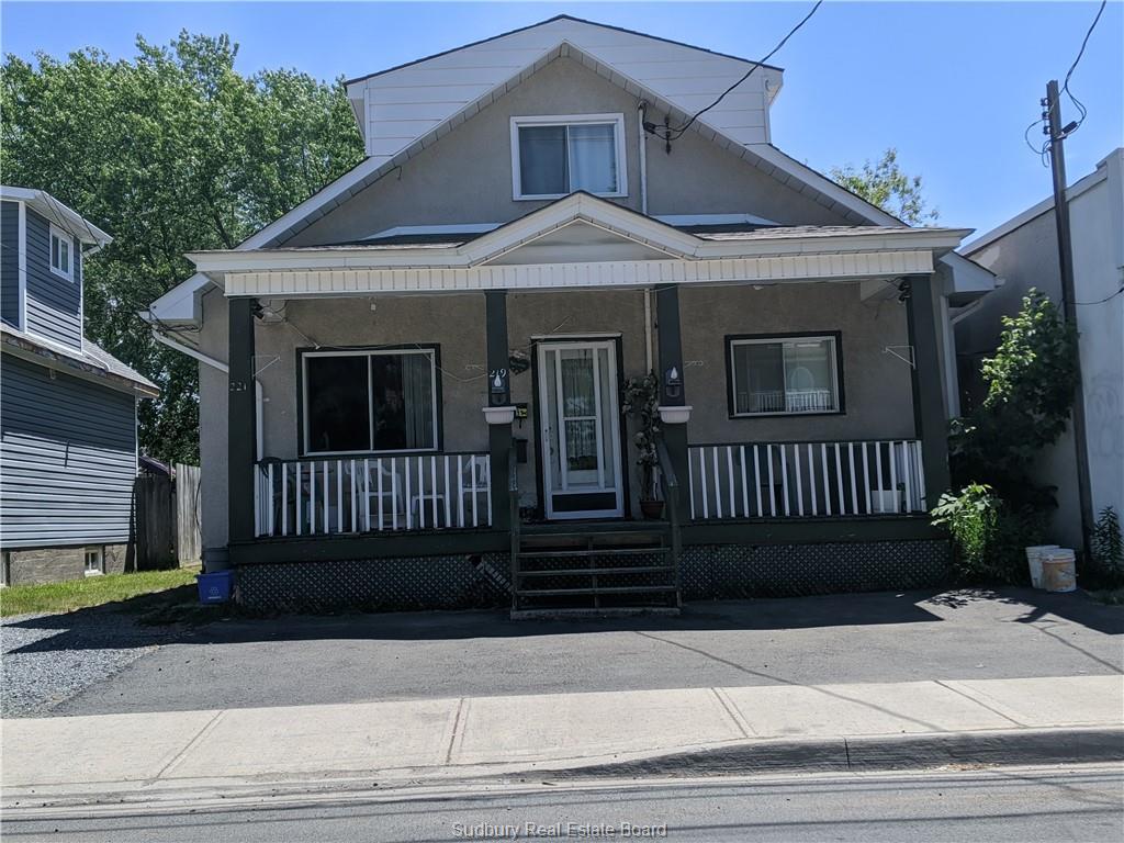 219 - 221 King, Sudbury Ontario, Canada