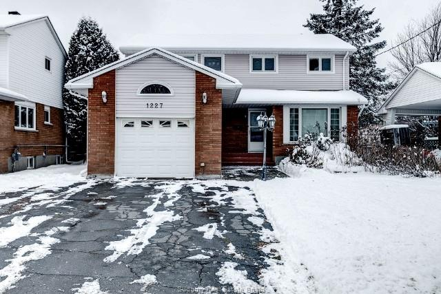 1227 Paquette Street, Sudbury Ontario, Canada