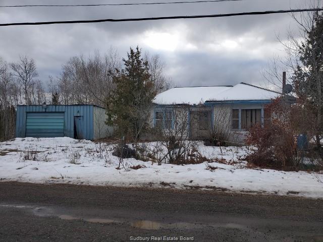 1252 Dryden Road E, Wahnapitae Ontario, Canada