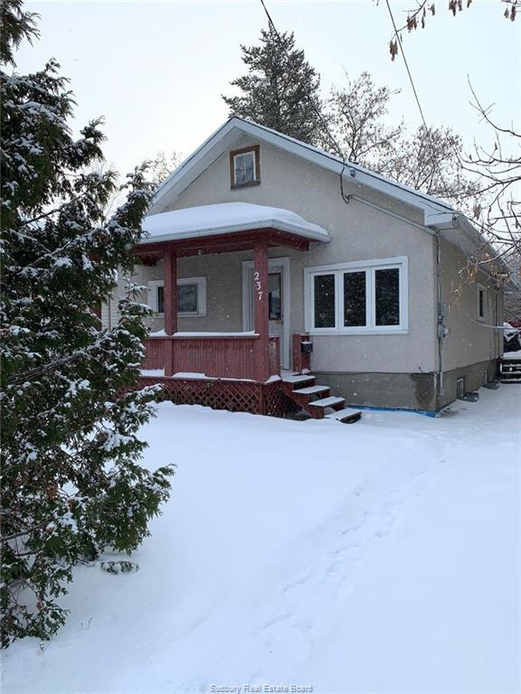 237 Dell Street, Sudbury Ontario, Canada