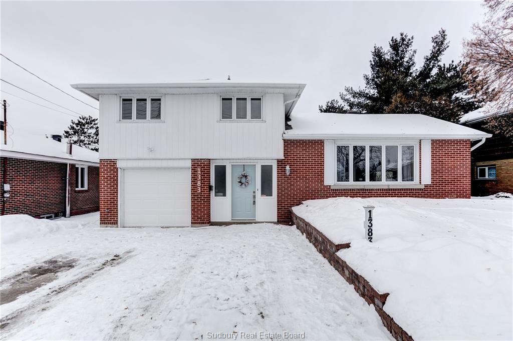 1383 Wedgewood Drive, Sudbury Ontario, Canada