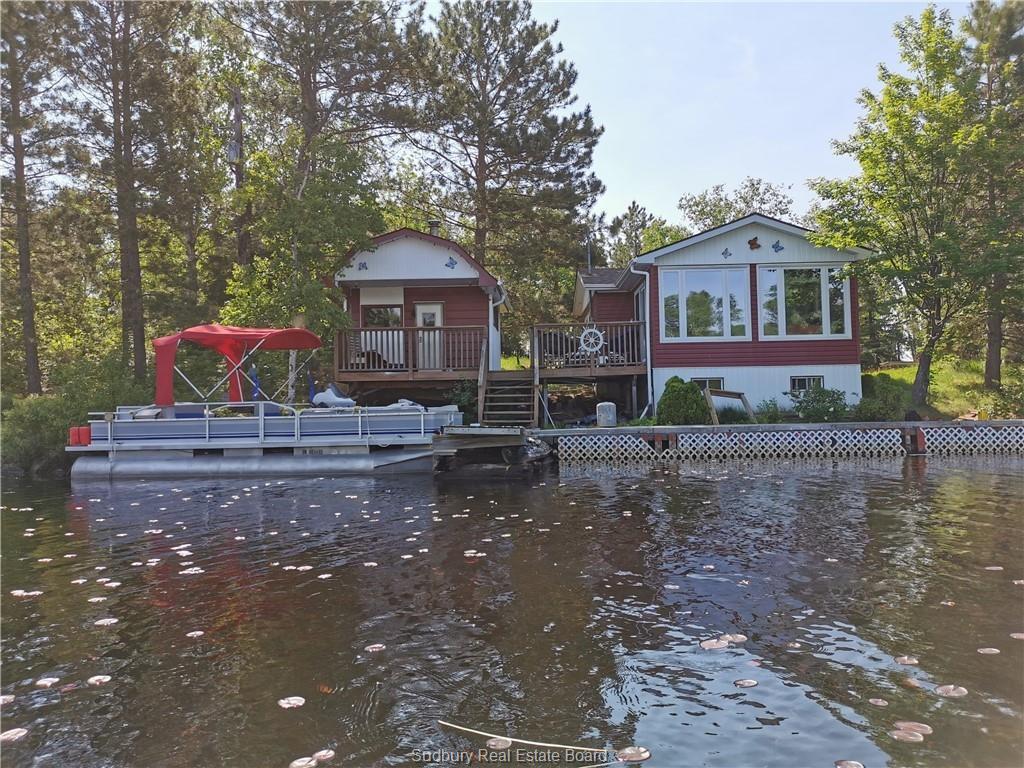50 Whitson Lake Island Landing, Val Caron Ontario, Canada