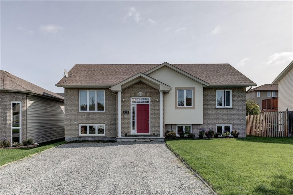 123 Racicot Drive, Garson Ontario, Canada