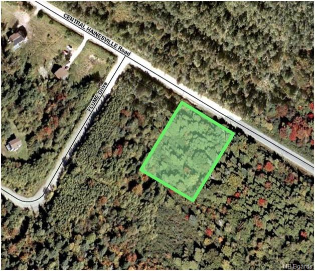 Lot 88-5 Plan 9336 Central Hainesville Road, Central Hainesville New Brunswick, Canada