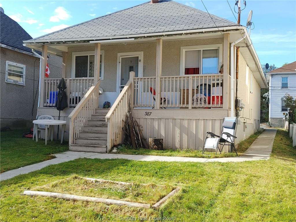 387 Melvin Avenue, Sudbury Ontario, Canada