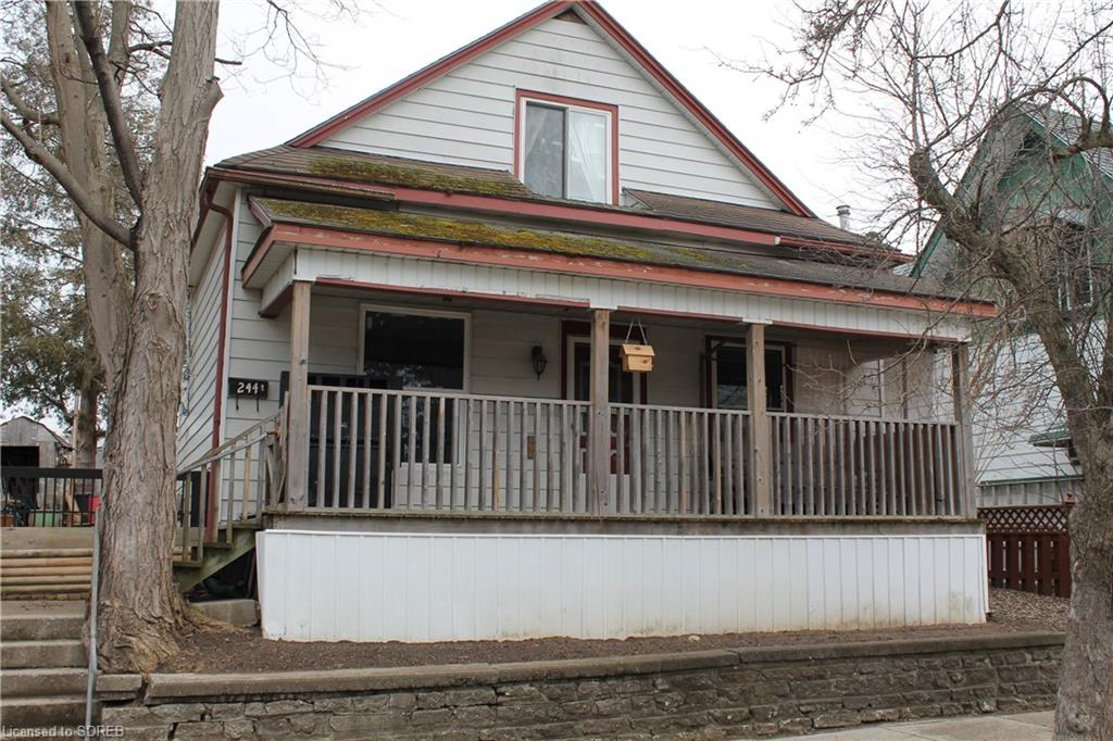 244 Dean Street, Simcoe Ontario, Canada