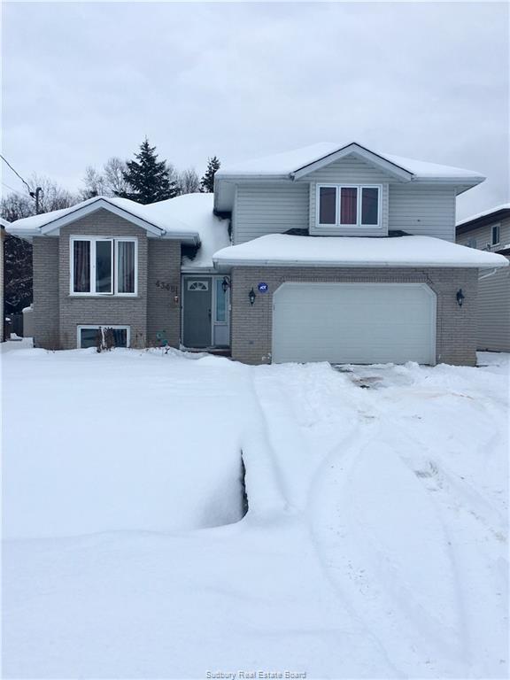 4348 Park Avenue, Sudbury Ontario, Canada