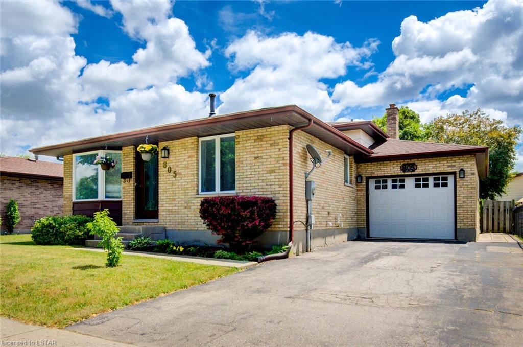 805 Monsarrat Avenue, London Ontario, Canada