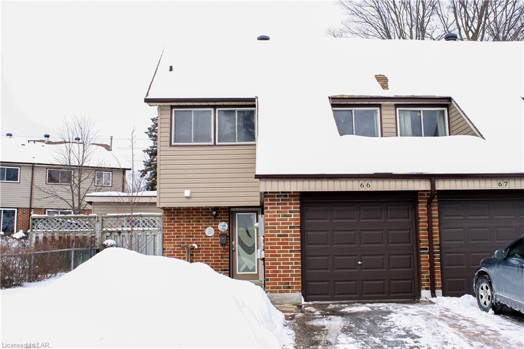441 BARRIE Road Unit# 66, Orillia, Ontario, Canada