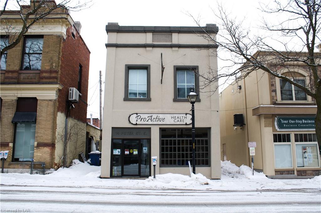 14 PETER Street S Unit# Upper A, Orillia, Ontario, Canada