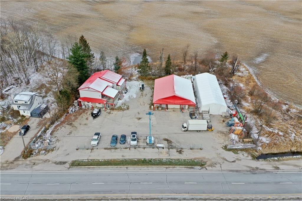 8420 11 Highway, Severn Township Ontario, Canada