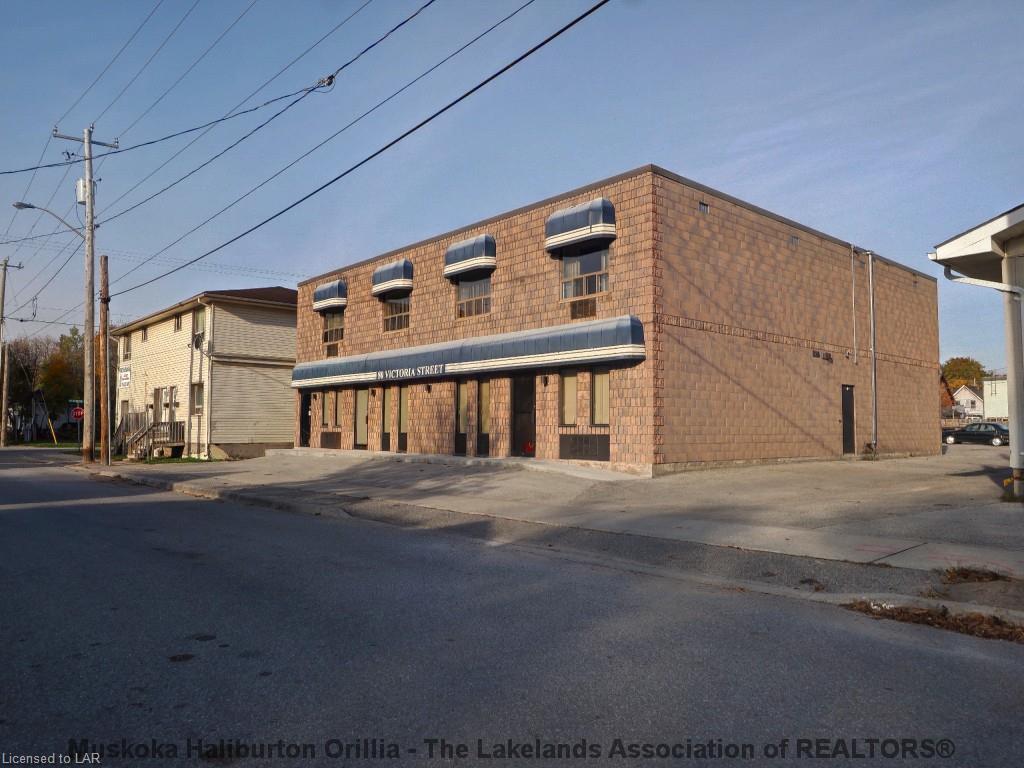 80 VICTORIA Street Unit# 7 & 8, Orillia, Ontario, Canada