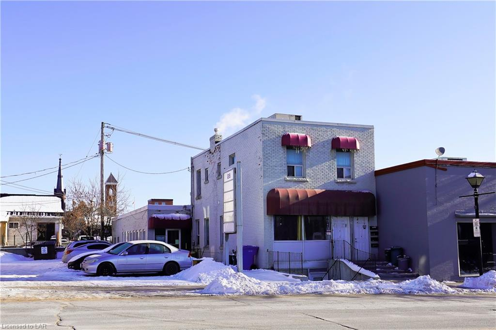 28 West Street N, Orillia Ontario, Canada