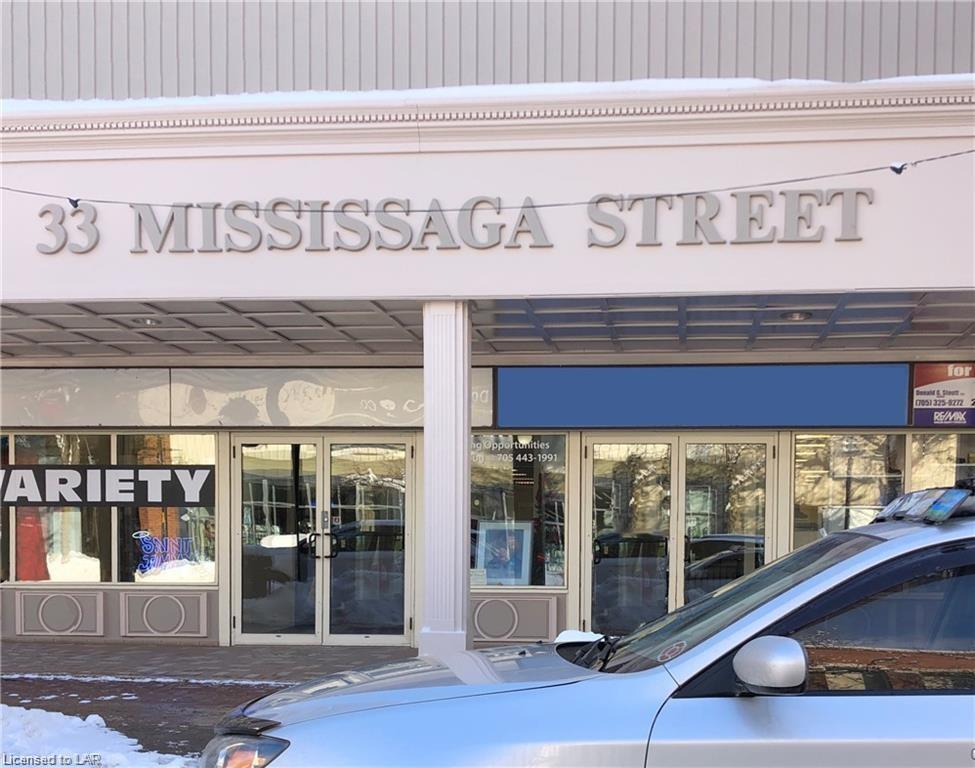 27-33 Mississaga Street Unit# 3 & 4, Orillia Ontario, Canada
