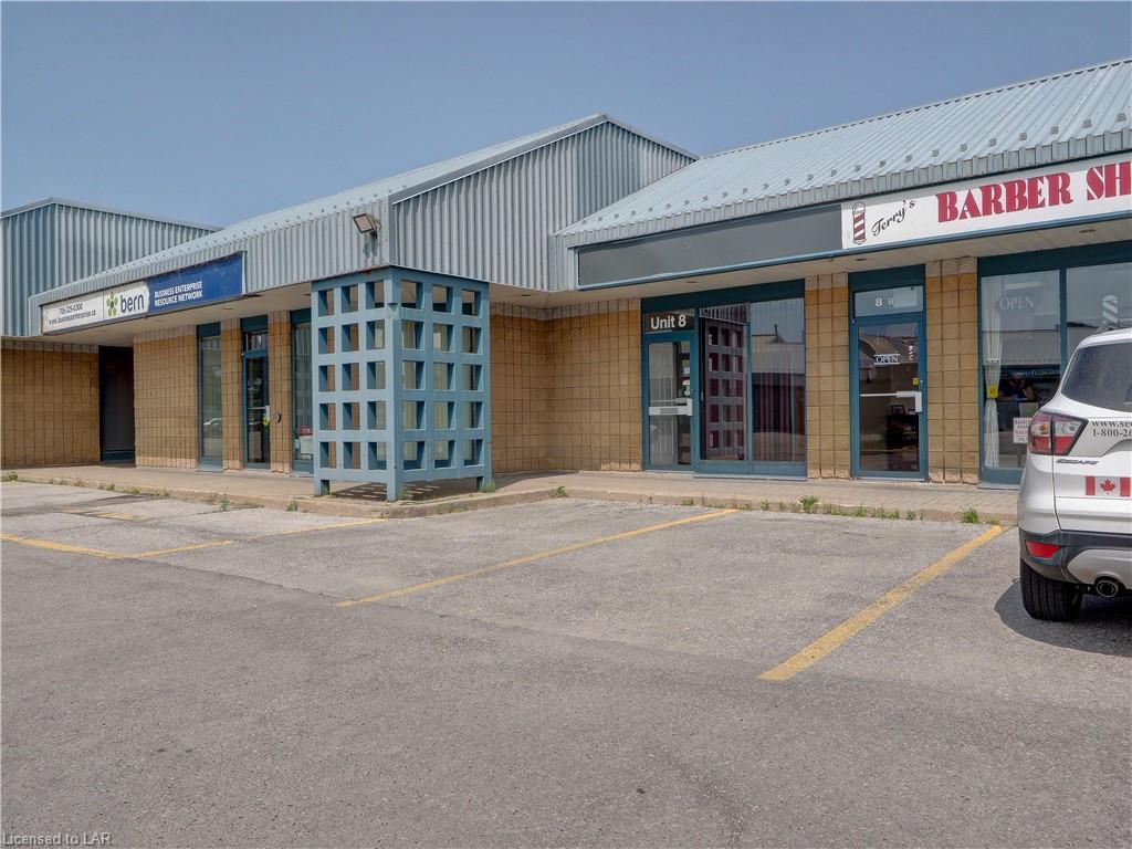 575 WEST Street S Unit# 8, Orillia, Ontario, Canada